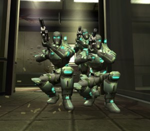 Y'see, I kept getting screenshots from Blacksite: Area 51, the more recent ill-advised Are 51 sci fi shooter.