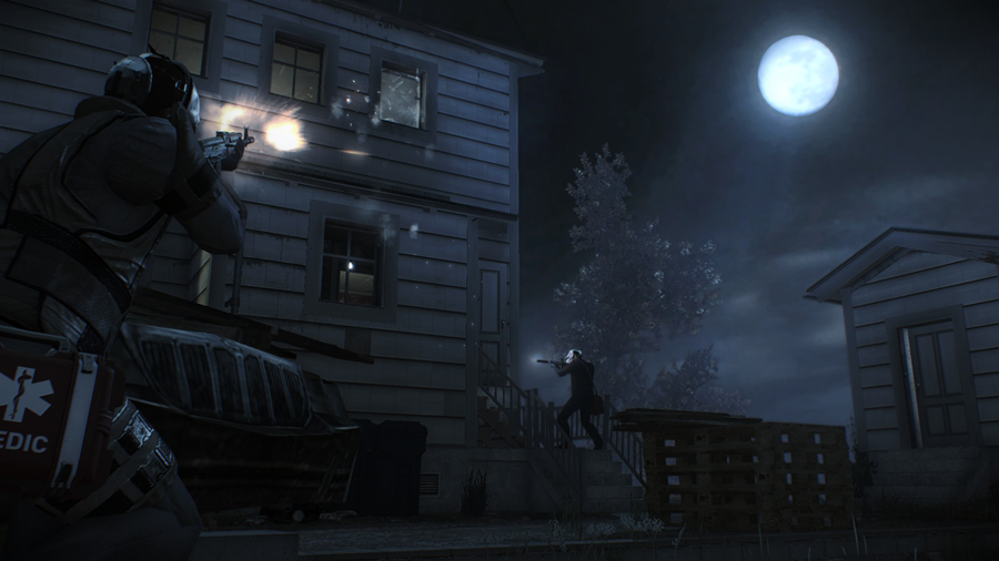Moonlight Gunfight