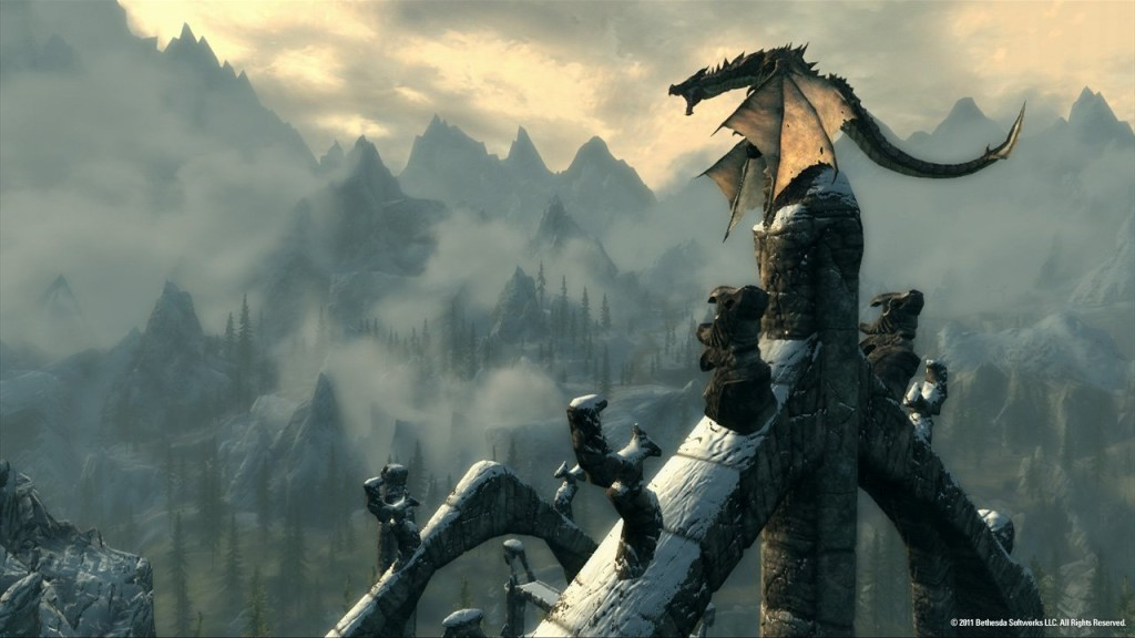 The-Elder-Scrolls-V-Skyrim-DARGON