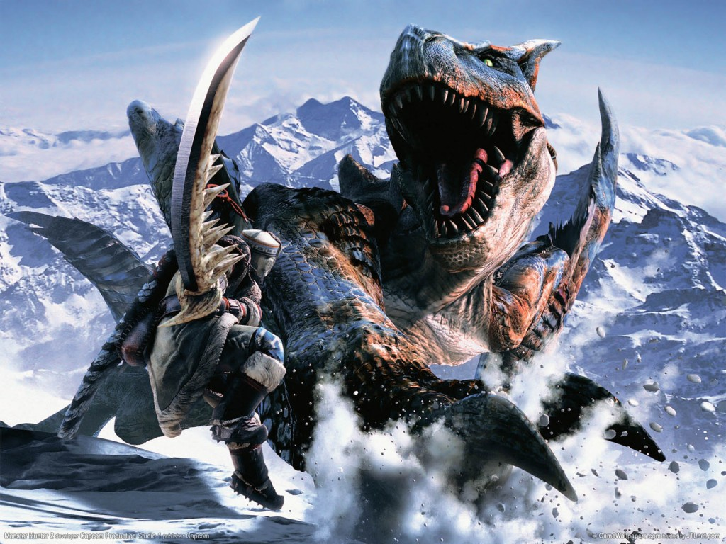 monsterhunterps2