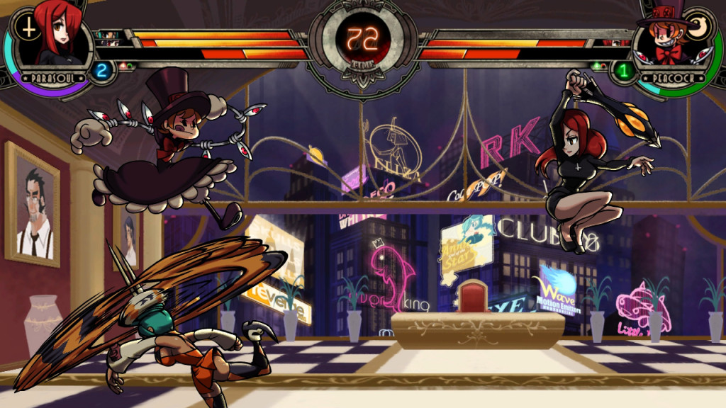 skullgirlsfight
