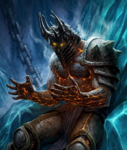 tfw u the new lich king but also on fire